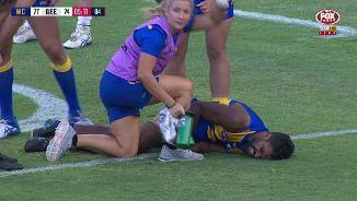 Ryan's injury agony, goalkicking ecstasy